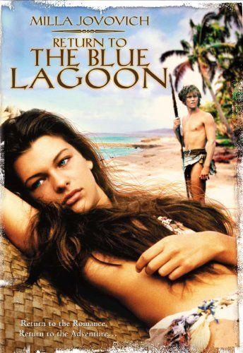Return to the Blue Lagoon: Milla Jovovich, Brian Krause
