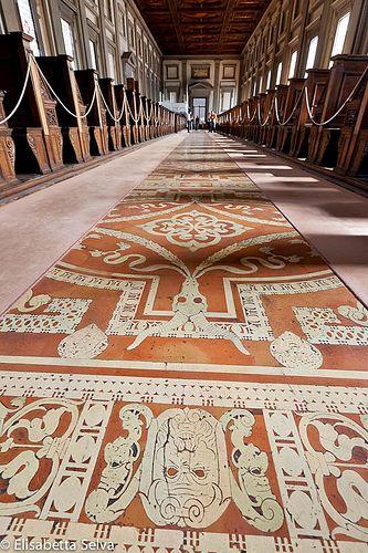 Biblioteca Medicea Laurenziana #TuscanyAgriturismoGiratola, province of Florence Tuscany
