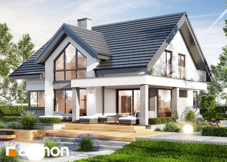 Projekt Dom W Telimach G Dom Nowoczesny Projektydomow Domowypl