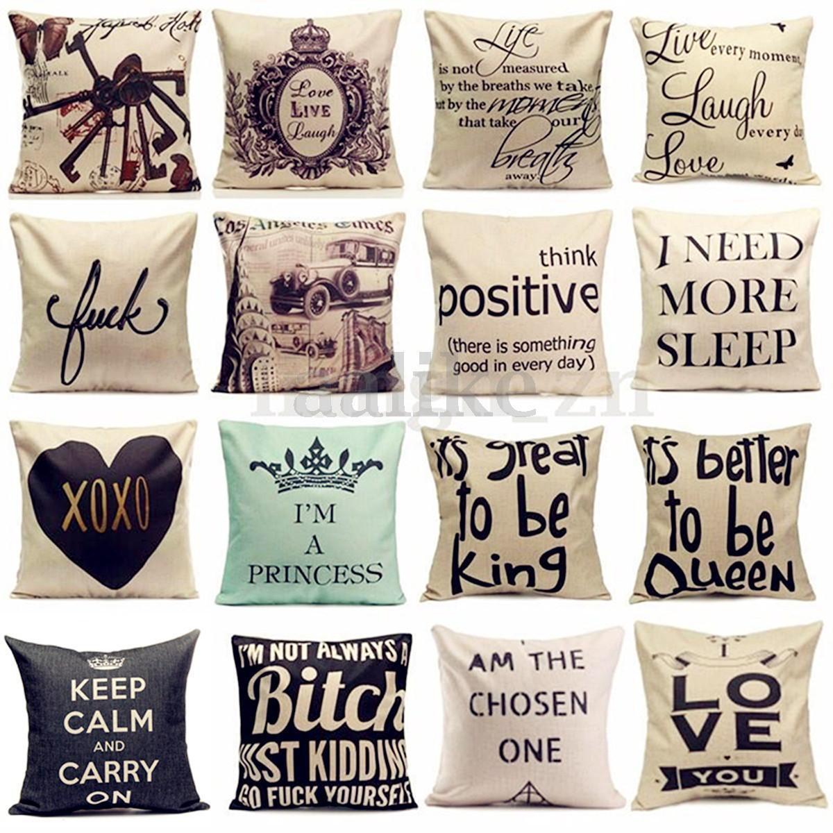 Decorative pillow covers ebay home u garden