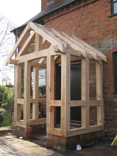 timber frame porch - youtube   porches   pinterest   porch, woodwork