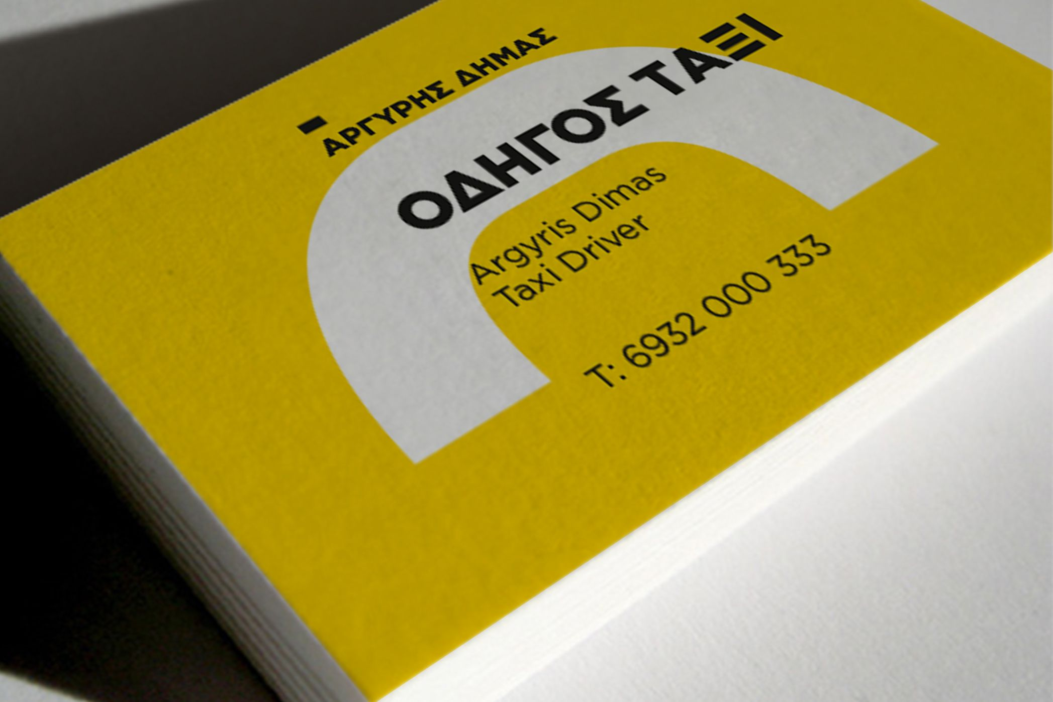 taxi driver business cards | brand identity | Pinterest | Taxi ...