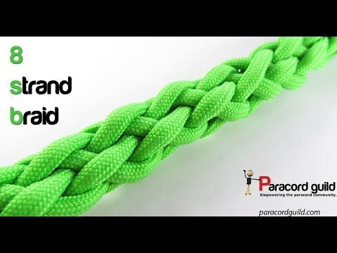 This Tutorial Is Dedicated To Showing You The 8 Strand Round Braid