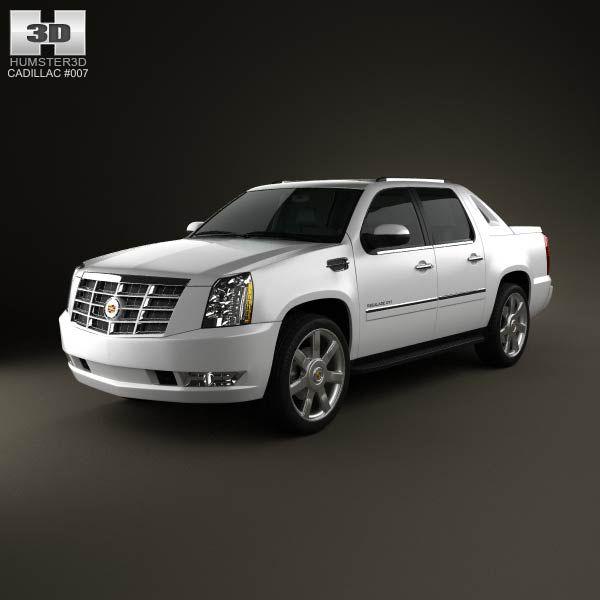 Pin On Cadillac 3d Models