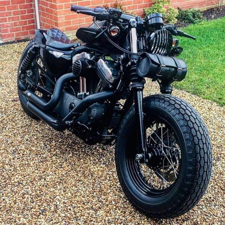 Bobber Bobberbrothers Motorrad Harley benutzerdefinierte Zoll DIY Cafe Racer ……