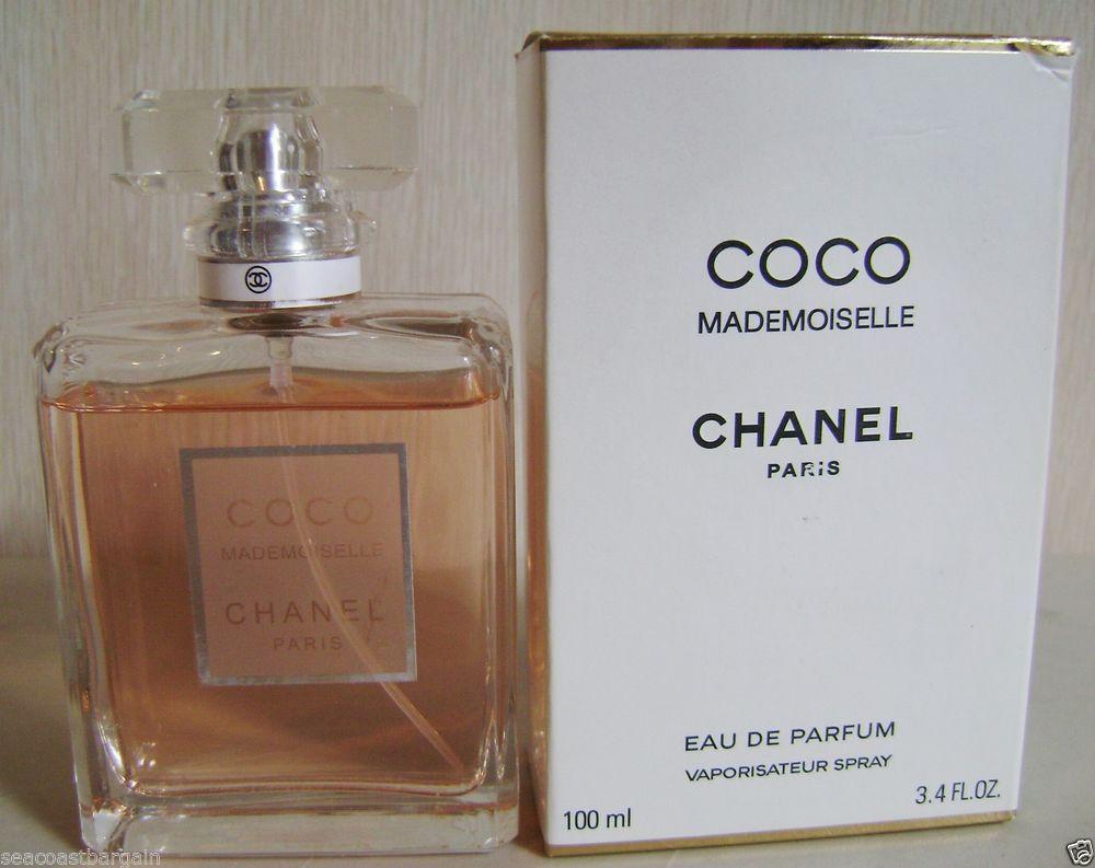 1f45753a2c92 Chanel Coco Mademoiselle Eau de Parfum Perfume Spray 3.4 oz 90% Full Made  USA #Chanel