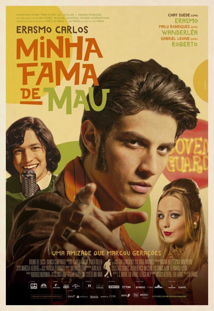 Minha Fama De Mau Filme Com Chay Suede Ganha Trailer Vem Ver