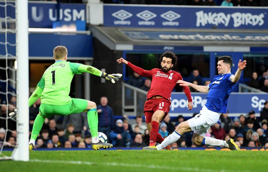 City overtake Liverpool Merseyside derby, Liverpool