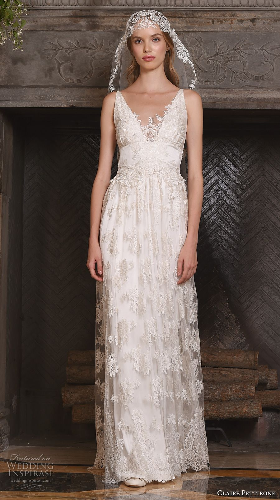 Claire Pettibone Fall 2017 Wedding Dresses The Four Seasons Couture Bridal Collection