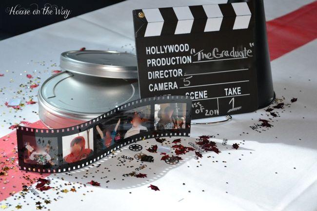 graduation party idea a movie themed graduation party film