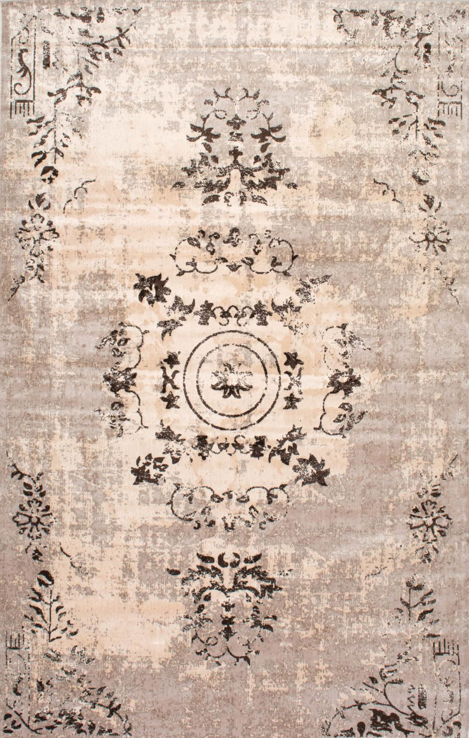 Rugs USA Beaumont VI02 Ivory Rug