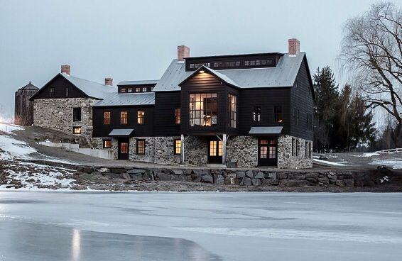 Snowy Dreamhome