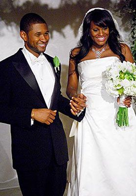 Tameka Foster And Usher Raymond M September 1 2007