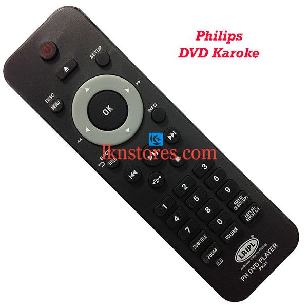 Buy remote suitable for Philips DVD Model: DVP3520 at lowest price at LKNstores.com. Online's Prestigious buyers store.