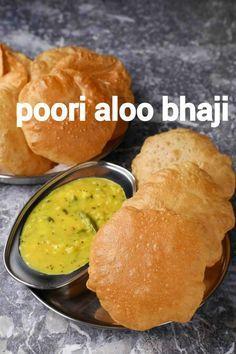 poori recipe | puri bhaji recipe | puri recipe | p