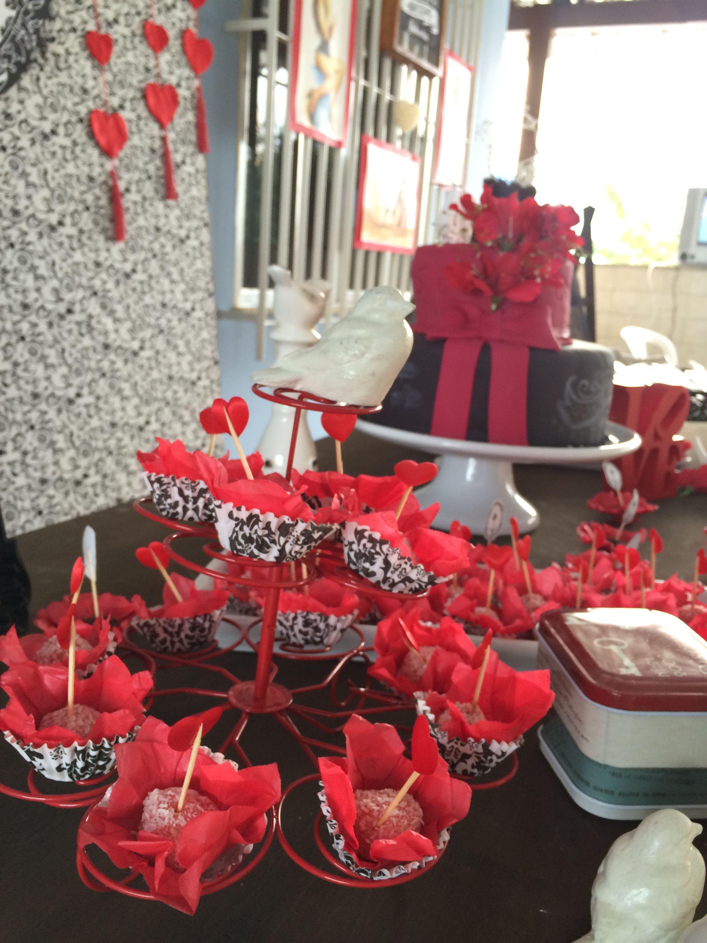 Red tub festa