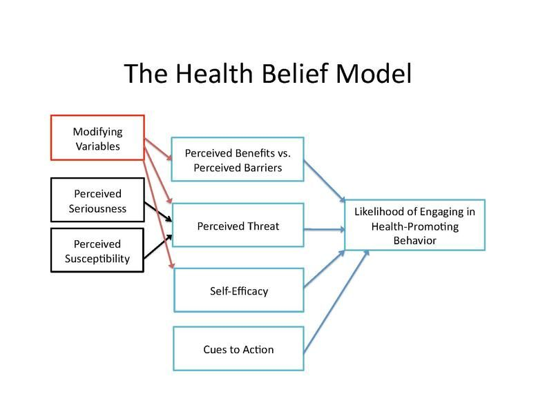 File The Health Belief Model Pdf Health Belief Model Health Economics Intro To Psychology