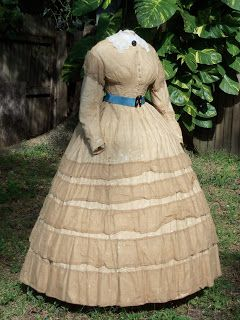 Inspiration for Sweet Talk & Good Lies | American Civil War Era Dress