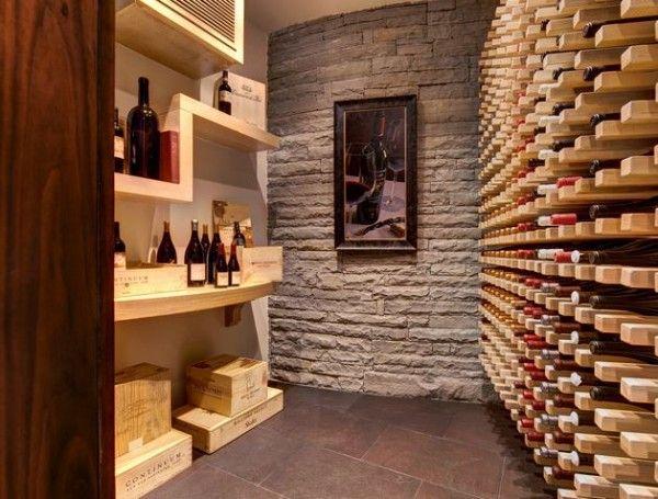 Cava En Casa 4 Diseño De Bodegas Bodega Moderna De Vino Cavas Caseras