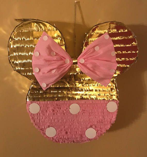 Baby Para Como Invitaciones Minnie Mouse De Shower Hacer