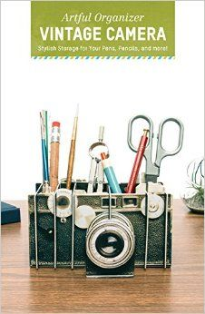 Vintage camera organizer! Love it!