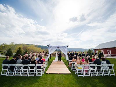 The Venue At Crooked Willow Farms Weddings Colorado Springs Wedding Larkspur Co 80118