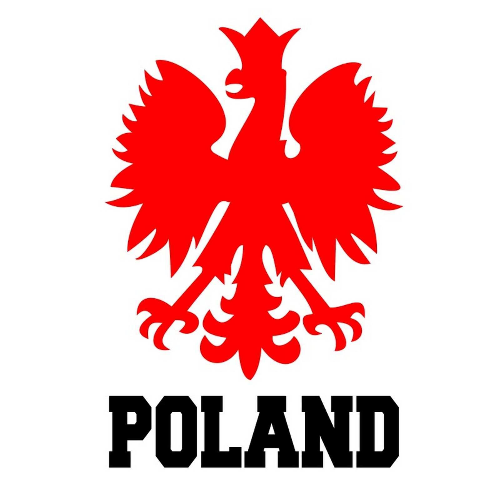 POLISH PRIDE decal Country Pride vinyl sticker all size /& colors FAST Ship!
