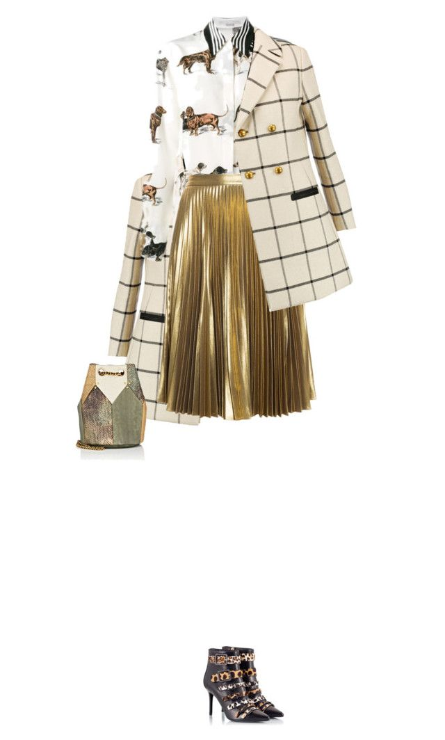 """Untitled #632"" by fanfan-zheng on Polyvore featuring Tory Burch, Ballin, STELLA McCARTNEY, A.L.C. and Jérôme Dreyfuss"