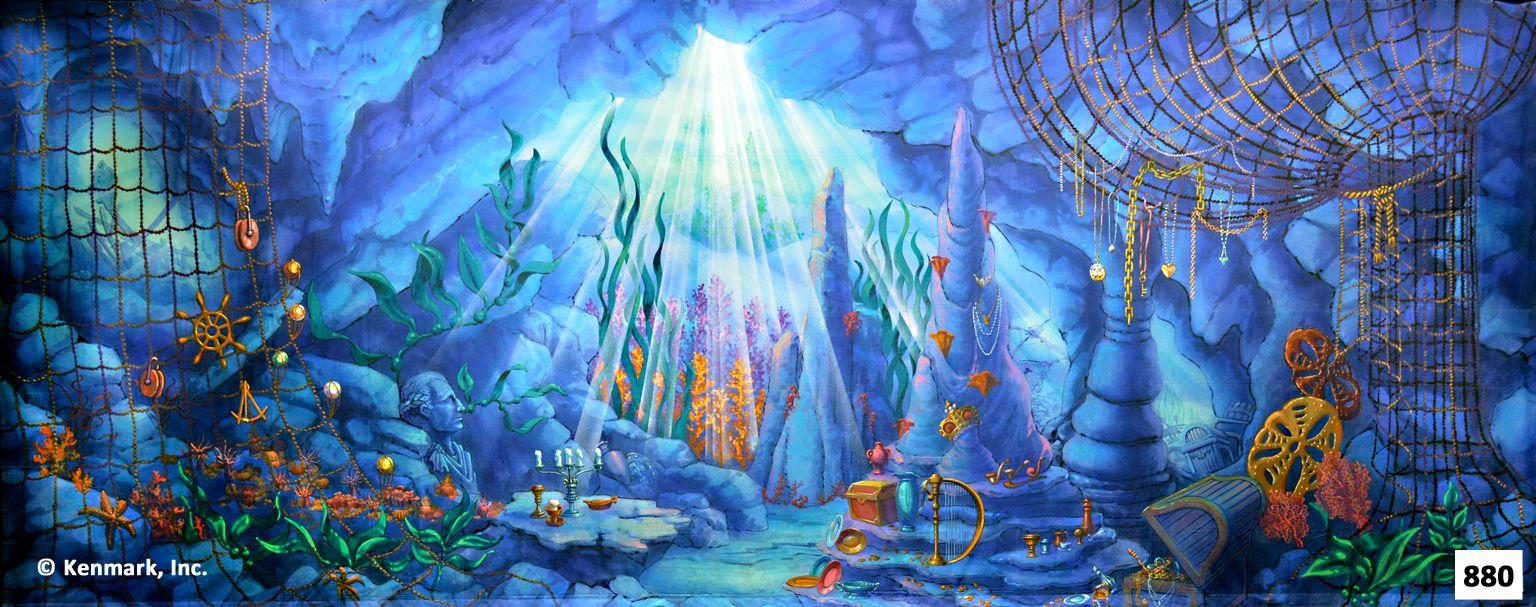 Картинки морского царя или подводное царство