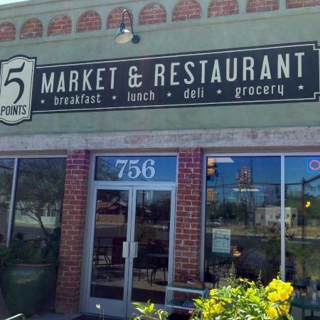 5 Points Market And Restaurant Tucson Restaurant Reviews Phone Number Photos Tripadvisor With Images Tucson Restaurants
