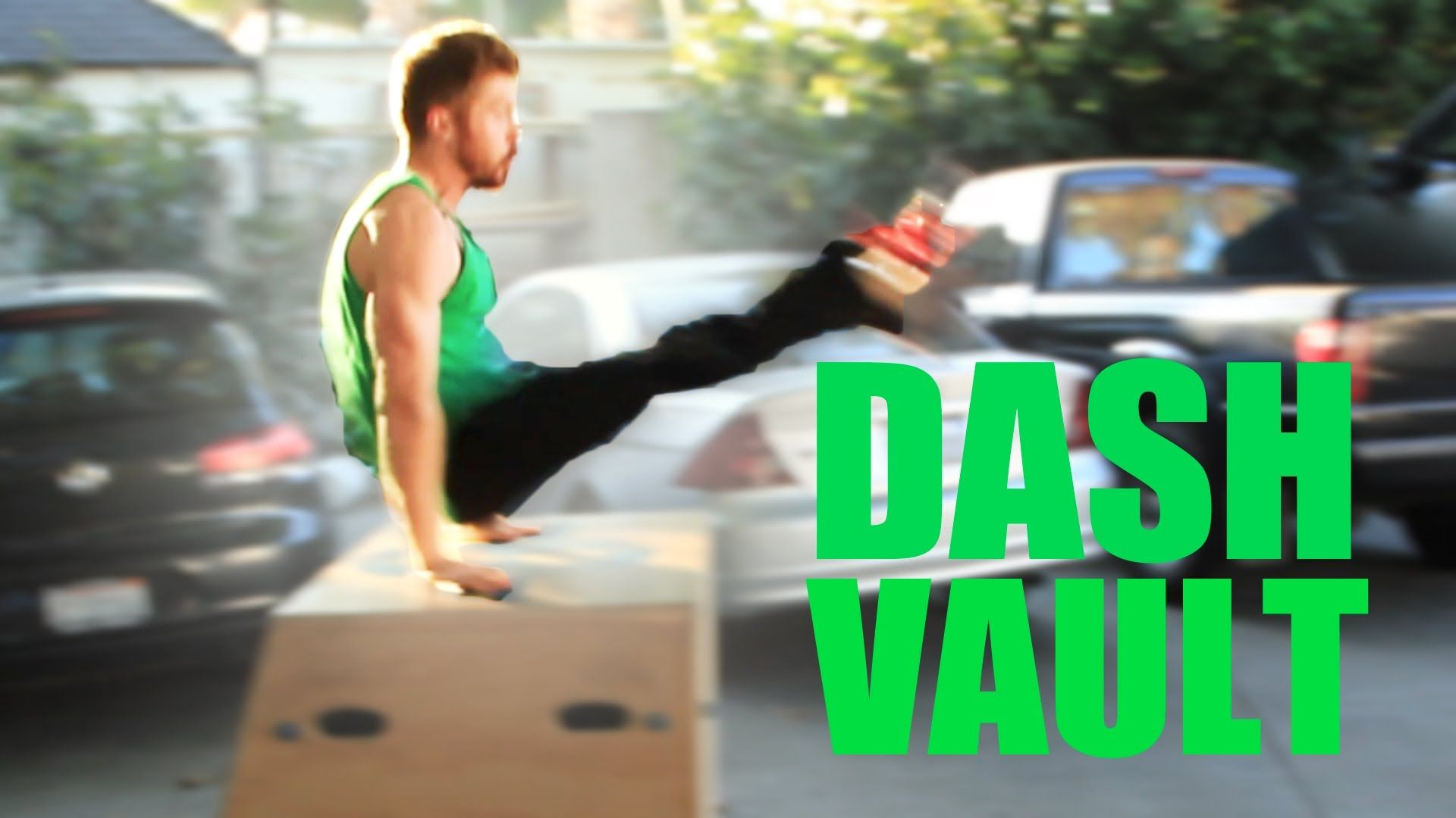 Watch How to Parkour video
