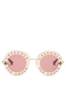 dd674ce14f6 Gucci Sunglasses - Tradesy
