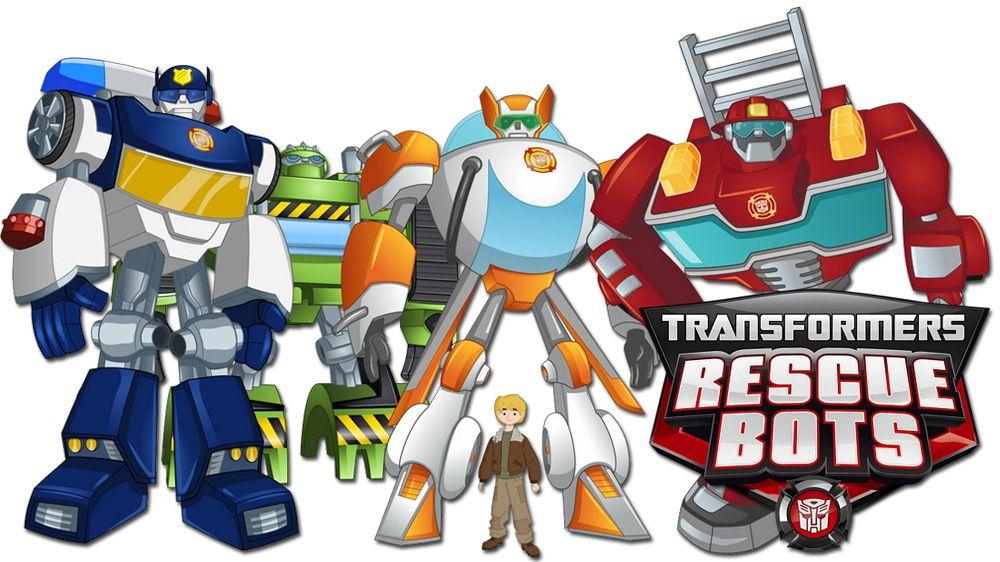 Transformers Rescue Bots Joaozinho Aniversario