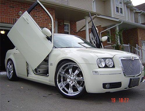 How Good Can The Chrysler 300 Look The Chrysler 300