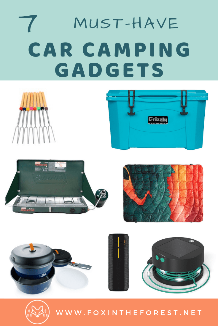 Photo of The Best Car Camping Gear that Any Camper Would Go Gaga for