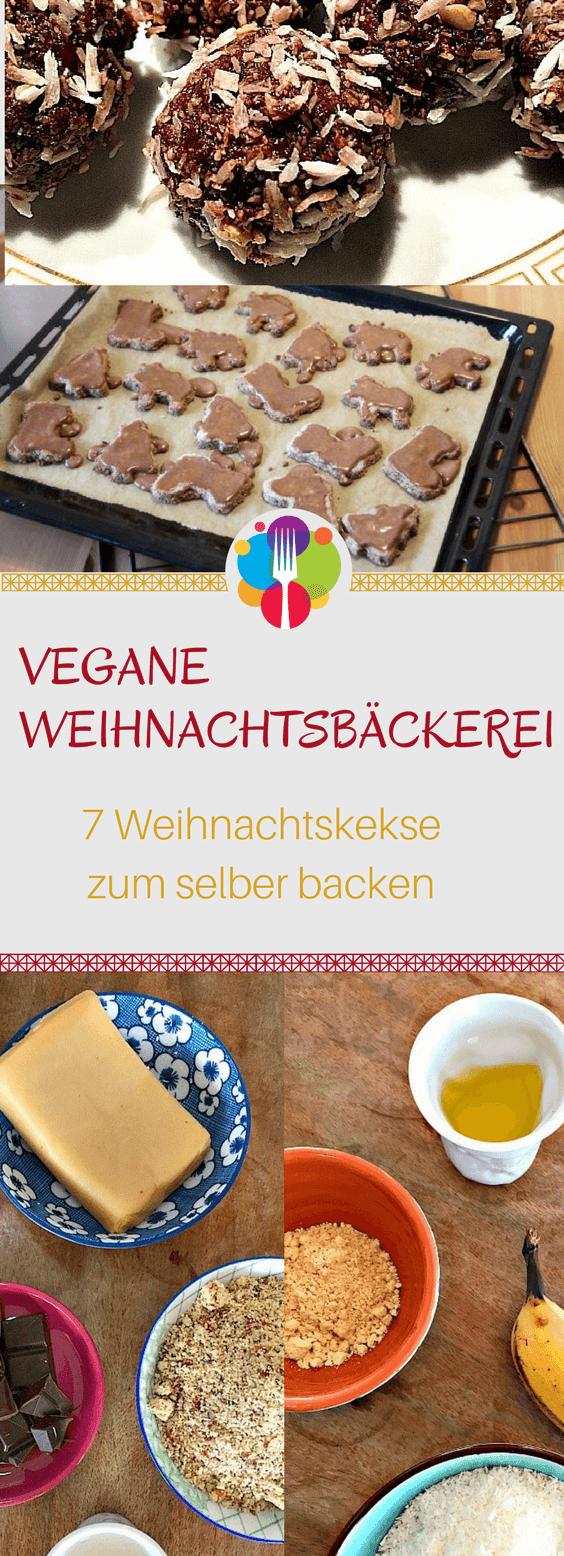 Vegane Plätzchen – Meine 7 Favoriten von Kokosbällchen, Zimtsternen bis Vanillekipferl #grilleddesserts