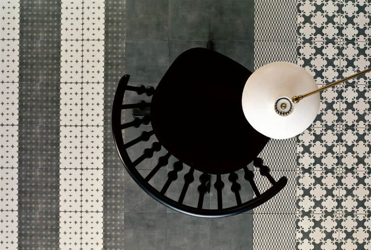 Azulej Tile Collection by Patricia Urquiola for Ramacieri Soligo