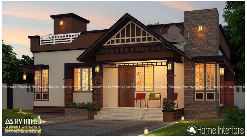 501 Sq Ft 1000 Sq Ft Archives Home Interiors Kerala House Design Kerala Houses Kerala Traditional House