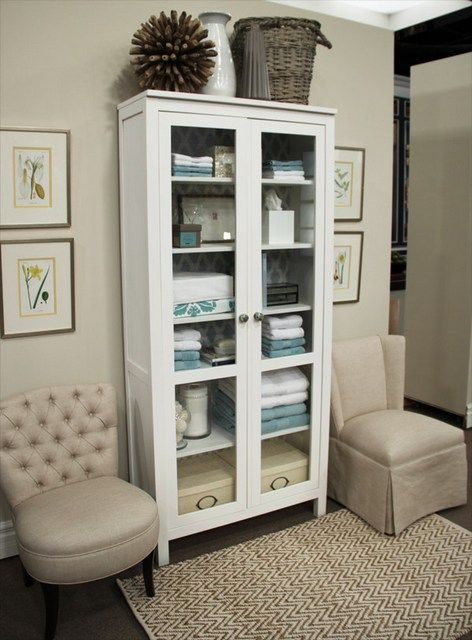 Tall Cabinets With Glass Doors Google Search Glass Cabinet Doors Hemnes Bookcase Closet