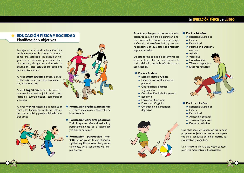 Educacion Fisica Ediciones Daly Educacion Fisica Educacion Fisica Juegos Educacion