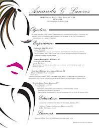 makeup resumes - Google Search | Boo Career | Pinterest | Resume ...