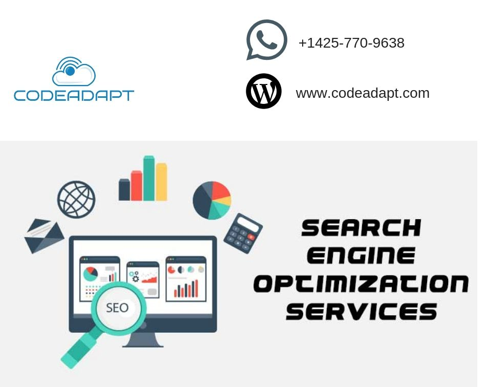 Code Adapt Offers Well Designed Affordable Seo Services In Washington Boost Your Customer Reach Small Business Seo Seo Services Web Development Company