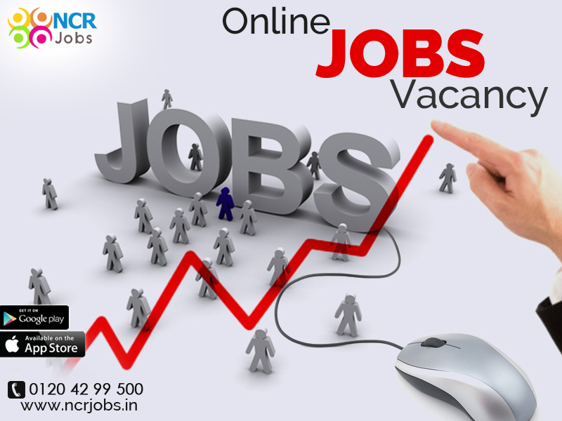 Now the job seeker can get #OnlineJobsVacancy on the internet ...