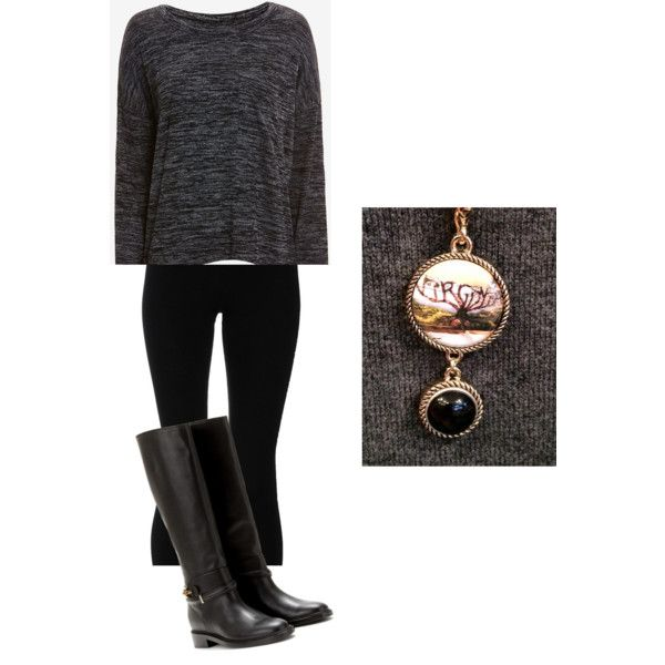 Comfy cozy, but not without my Magnabilities!  Comfy cozy by kathybandrosie on Polyvore featuring rag & bone/JEAN, Solow and Balenciaga
