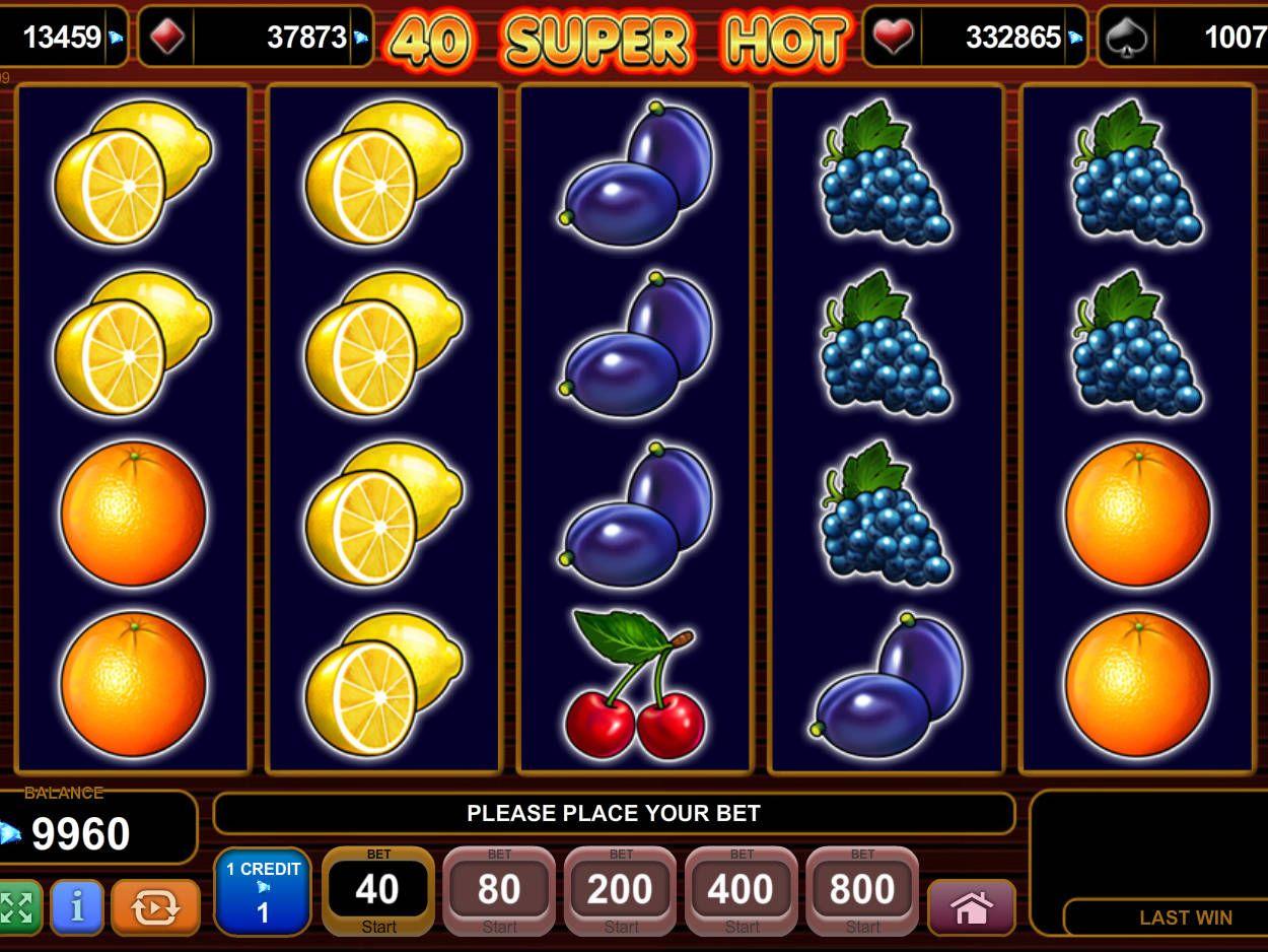 Slot Games Kostenlos