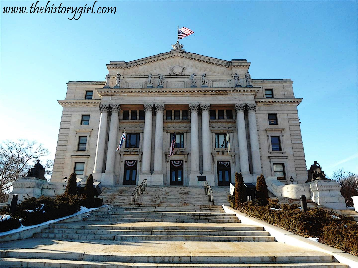 The Essex County Courthouse Located In Newark Nj Built In 1904 And