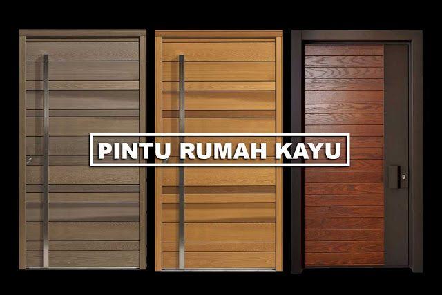 wooden house doors #pintu #pintukayu
