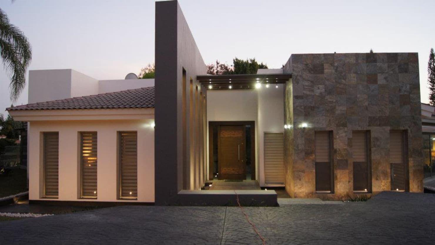 Club De Golf Santa Anita Salones Modernos De Arki3d Moderno Homify En 2020 Ampliaciones De Casas Arquitectura Techo De Patio