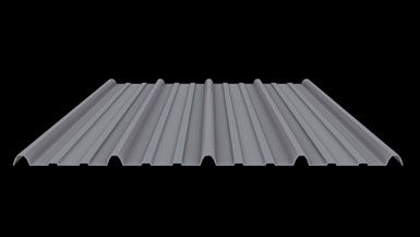 Sample Steel Roof Panel #steelroof #steelbuildingroofs # ...