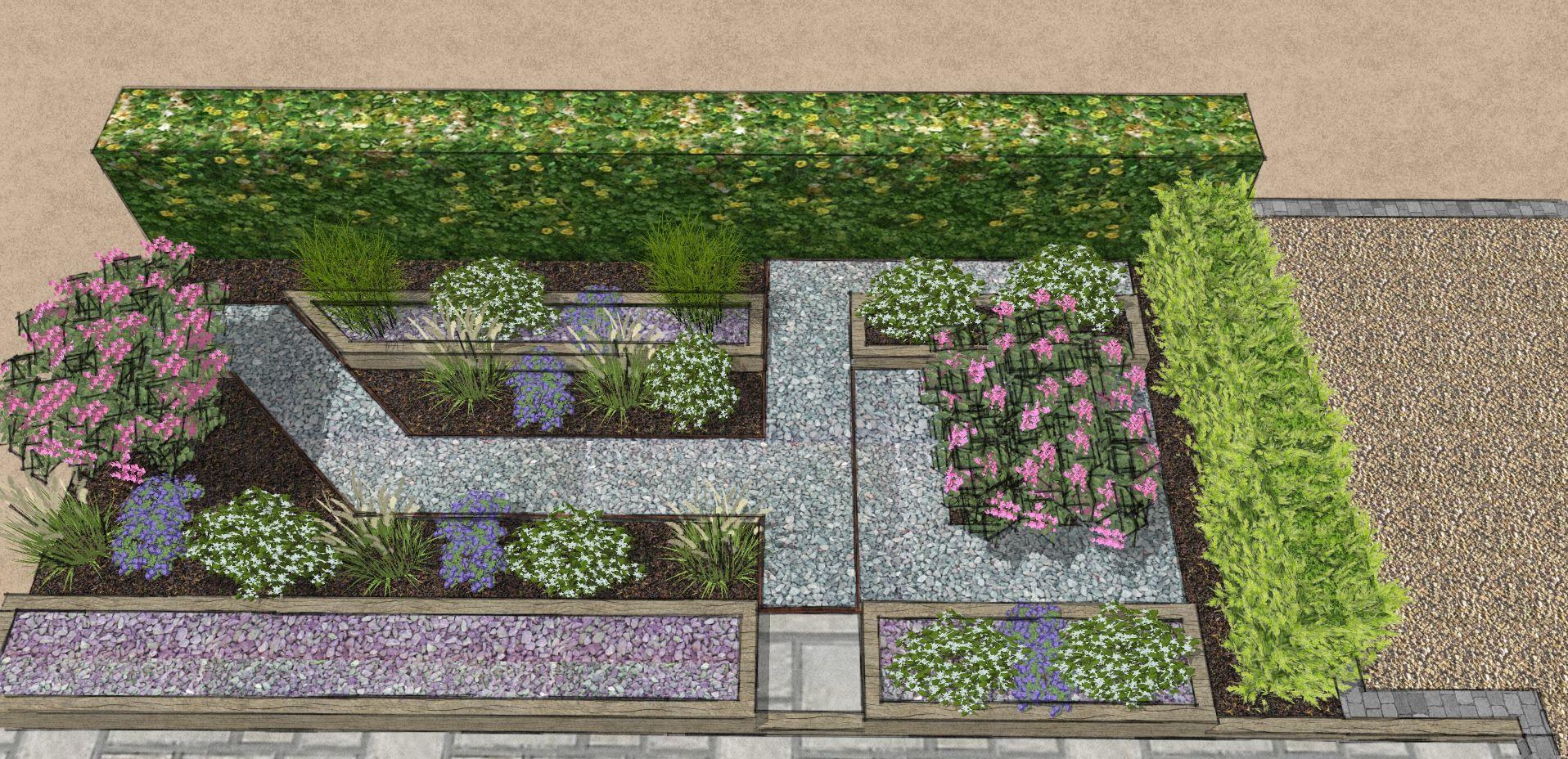 Another Great Garden Design Garden Design Dream Garden Yard Design